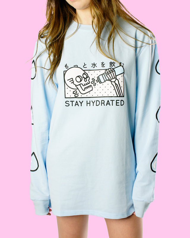 The Hydrated Longsleeve
