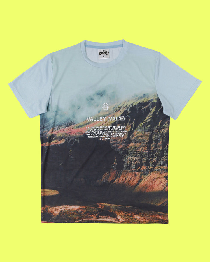 The Valley Tee