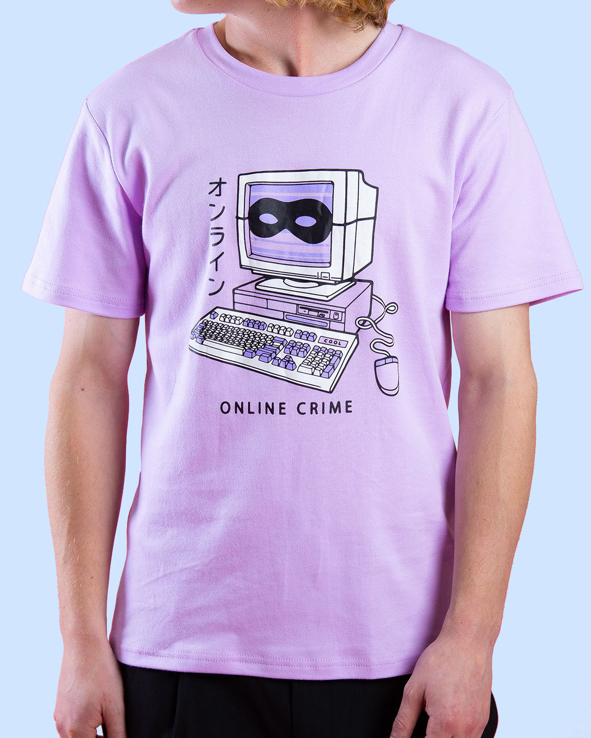 The Online Crime Tee