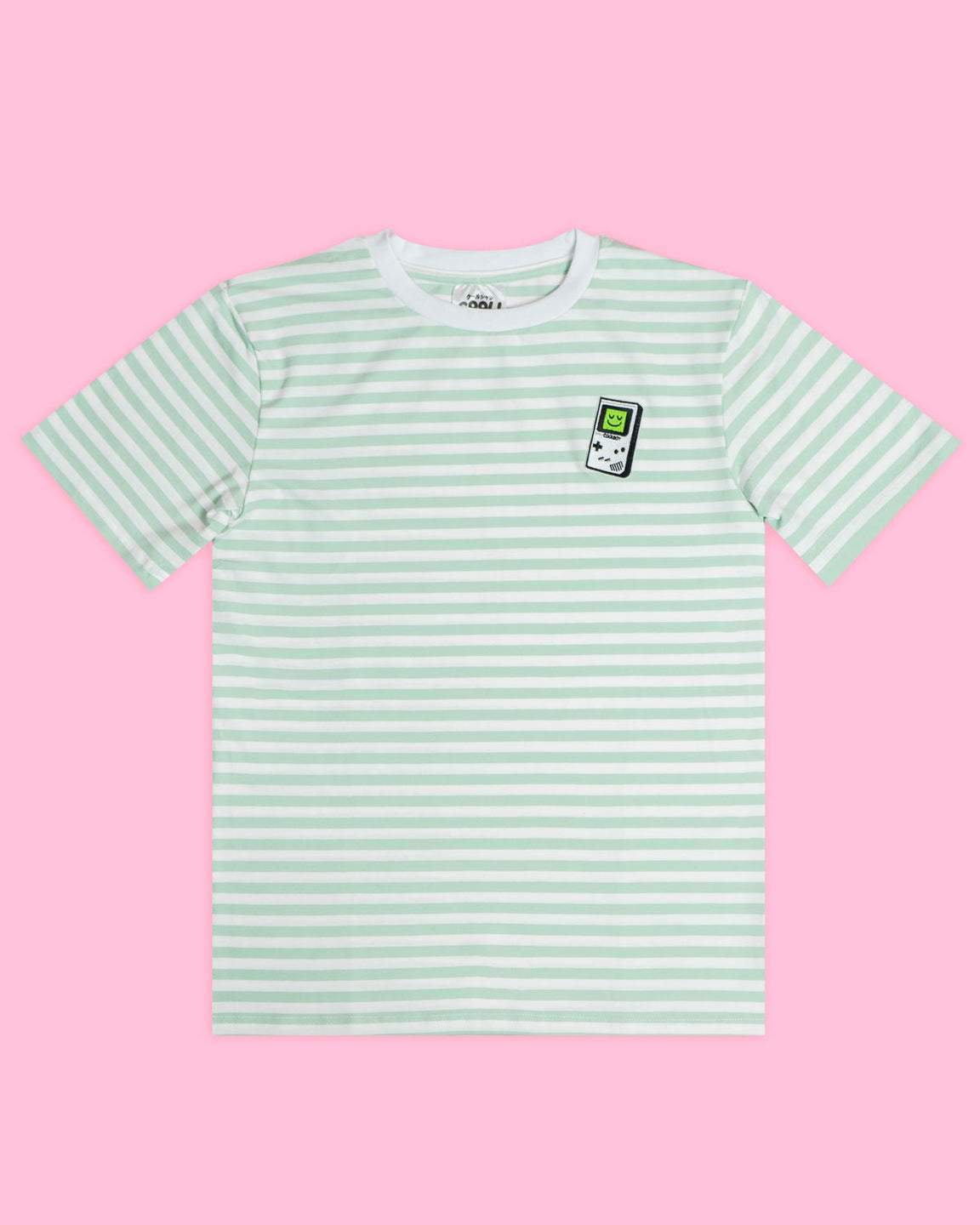 The Coolboy Stripe Tee