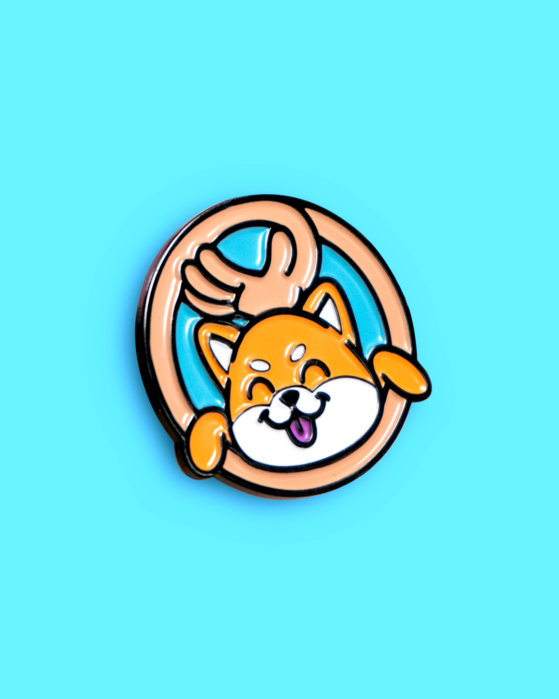 The Puppy Pat Pin