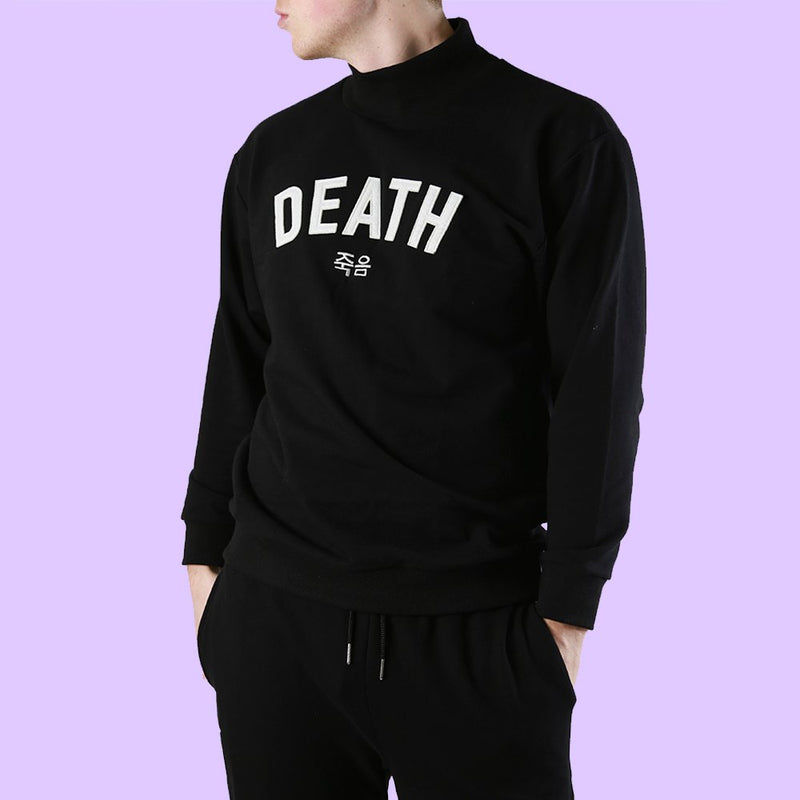 The Death Turtleneck