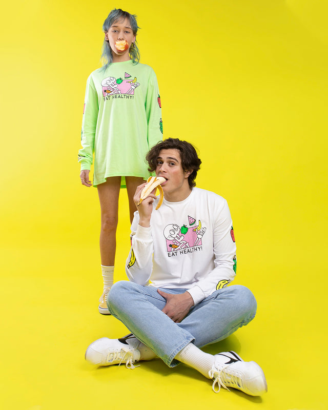The Healthy Longsleeve