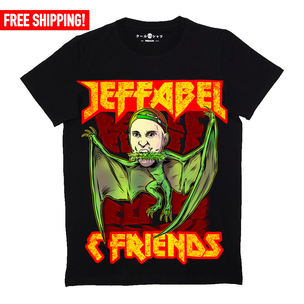 The Jeffadactyl Tee