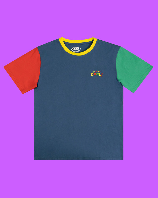 The Colour Block Tee
