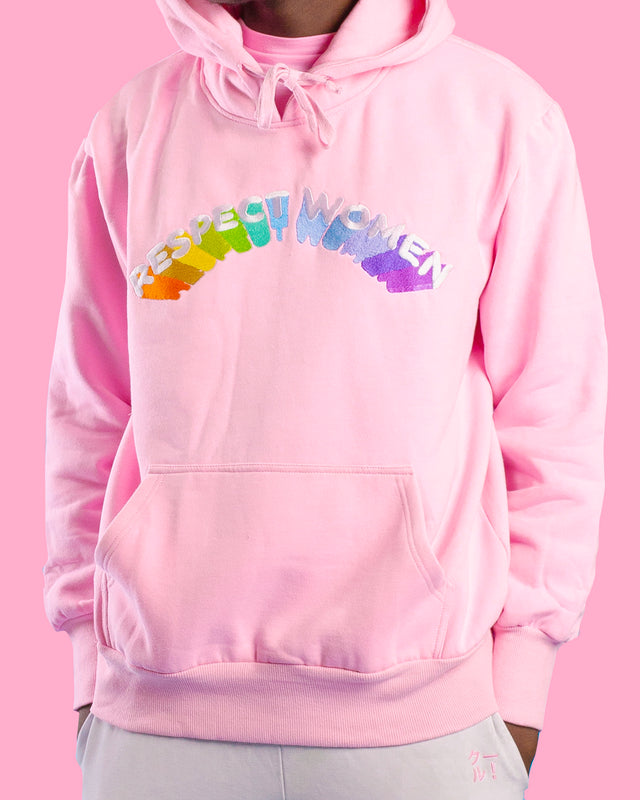 The Respect Women Hoodie