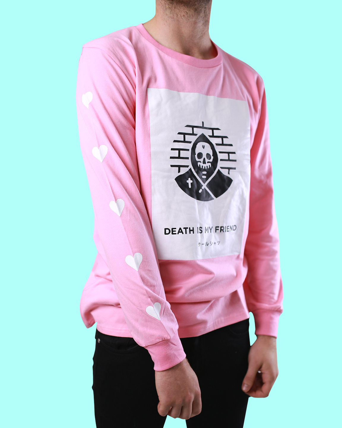 The Death is my Friend Longsleeve