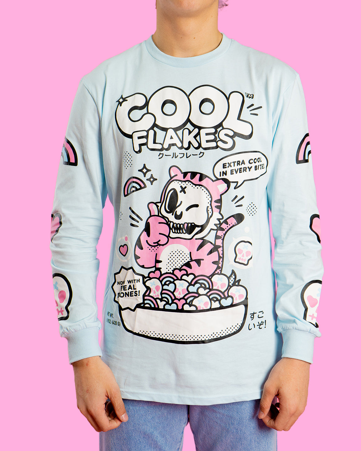 The Cool Flakes Longsleeve