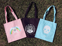 The Cool Tote Bag