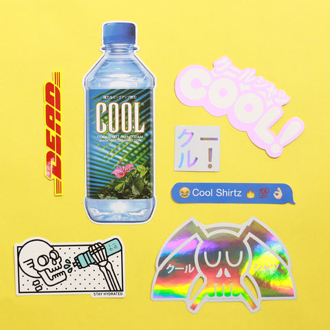 The Very Cool Sticker Pack