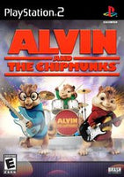 Alvin And The Chipmunks The Game