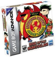 American Dragon Jake Long Rise of the Huntsclan