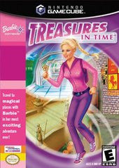 Barbie Treasures in Time