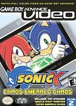 GBA Video Sonic X Volume 2