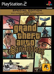 Grand Theft Auto San Andreas Special Edition