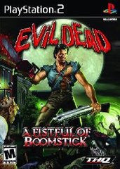 Evil Dead Fistful of Boomstick