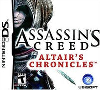 Assassins Creed Altair's Chronicles