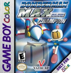 Bomberman Max Blue Champion