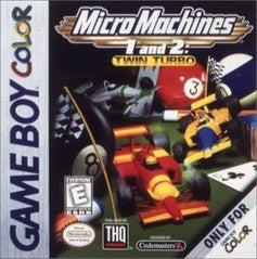 Micro Machines I and 2 Twin Turbo