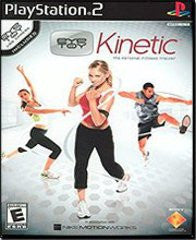 Eye Toy Kinetic