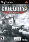 Call of Duty 2 Big Red One Collector's Edition