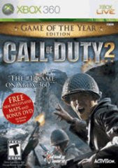 Call of Duty 2 Game of the Year