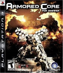 Armored Core For Answer