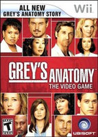 Grey's Anatomy The Video Game