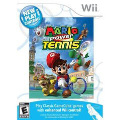 New Play Control: Mario Power Tennis