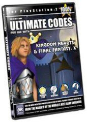 Action Replay Ultimate Codes:  Kingdom Hearts & Final Fantasy X
