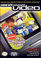 GBA Video All Grown Up Volume 1