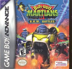 Butt Ugly Martians BKM Battles