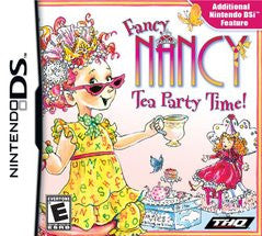 Fancy Nancy: Tea Party Time