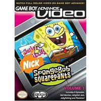 GBA Video SpongeBob SquarePants