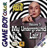 Austin Powers Welcome to my Underground Lair