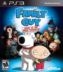 Family Guy: Back To The Multiverse