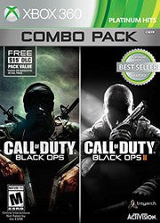 Call of Duty Black Ops I and II
