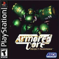 Armored Core Project Phantasma