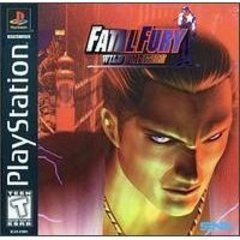 Fatal Fury Wild Ambition