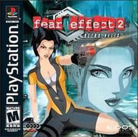 Fear Effect 2 Retro Helix