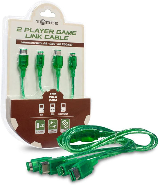 2 Player Link Cable for Game Boy Color®/ Game Boy Pocket®/ Game Boy® - Tomee