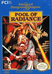 Advanced Dungeons & Dragons Pool of Radiance