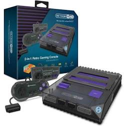 RetroN 2 HD Gaming Console (Space Black)