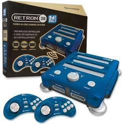 Retron 3 Blue