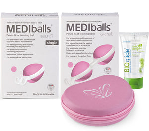 MEDIballs Secret Complete Kit