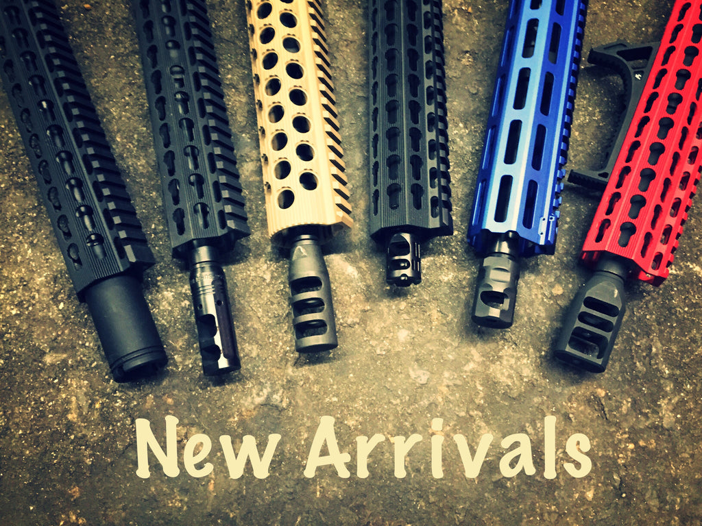 What's New at MDX Arms