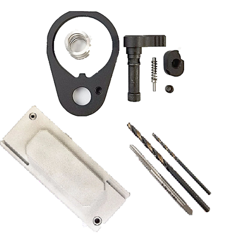 Pinpoint Tactical CA Compliant Cam Lock AR15 - Complete Installation Kit