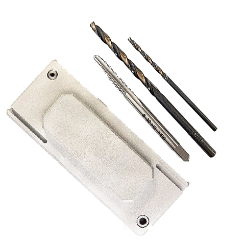 Pinpoint Tactical Drill Bit/Plate Kit AR15/AR10