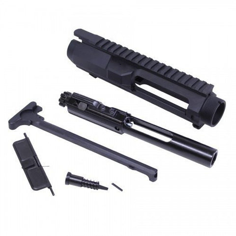 Guntec .308/AR10 Complete Upper Receiver Kit - Low Spec Rail Height .150 Tang - MDX Arms