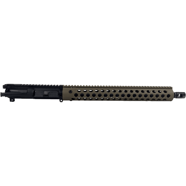 "MDX Arms 16"" 5.56 Troy TRX HG Mid-Length Complete Upper"
